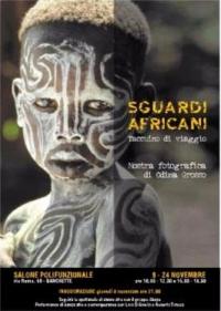 Mostra sguardi africani